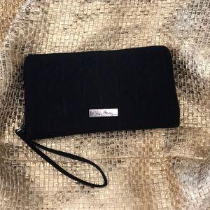 Vera Bradley wristlet wallet.